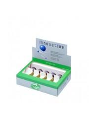 RUEBER - Fiole anticadere a parului scalp gras - Biotyne 5x10ml, 5x75mg