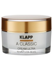 KLAPP A CLASSIC - Crema ten uscat tanar cu Retinol - Cream Ultra 50 ml
