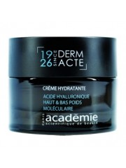 ACADEMIE DERM ACTE - Crema Hidratanta Anti-imbatranire Acid Hialuronic - CRÈME HYDRATANTE 50 ml