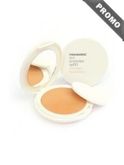 Mesoestetic - Fond ten compact SPF 50 - Sun protection SPF 50 Compact Foundation 010  10gr