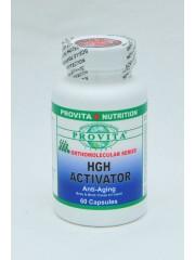 PROVITA - HGH Hormon Uman de Crestere  - HGH Activator Anti-aging Forte 60cps