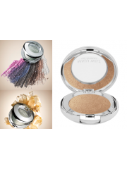 MALU WILZ Just Minerals - Fard pleoape mineral 18 - EYE SHADOW 18 Pearly Apricot Dance  3 gr