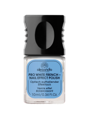Alessandro - Lac unghii albire - Pro-White French 10ml