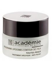 ACADEMIE VISAGE - Crema ochi anti-pungi  lipozomi -  Programme Liposomes Contour des Yeux 15 ml