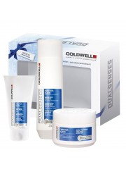 GOLDWELL Dualsenses Winter - Set ingrijire par pentru iarna - Set Winter Care 250+200+75ml
