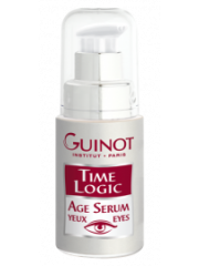 GUINOT Eyes & Lips - Ser ochi anti-imbatranire - Time Logic Age Serum Yeux  15ml