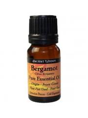 Ulei esential bergamota (Citrus bergamia), puritate 100%, fara adaosuri sintetice, fara solventi sau alcool 10ml