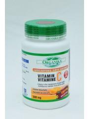 ORGANIKA - VITAMINA C 500 Super-Tamponata cu Bioflavonoizi+ Rutin   90 cps