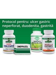 PROVITA - Protocol pentru ulcer gastric neperforat, duodenită, gastrită 3flac
