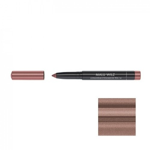 MALU WILZ - Creion contur ochi si fard rezistent 14 - LONGWEAR EYESHADOW PEN 14 Light peach 1,4gr