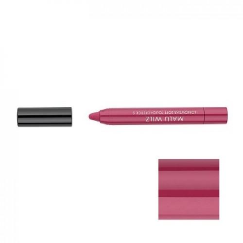 MALU WILZ - Ruj hidratant mat rezistent 05 - Longwear Soft Touch Lipstick Berry Pink 1,4gr