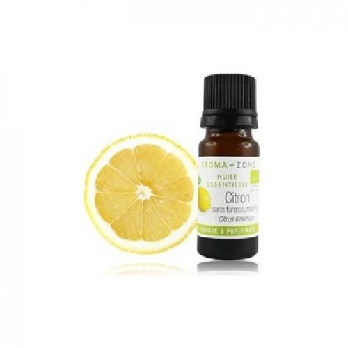 Ulei esential lamaie bio (Citrus medica limonum), puritate 100%, fara adaosuri sintetice, fara solventi sau alcool, 10ml